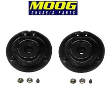 Chrysler Dodge Plymouth Neon Pair Set of 2 Rear Strut Mounts with Isolators Moog