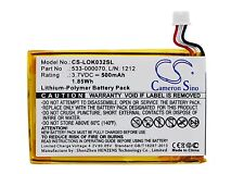 NEW Battery for Logitech Ultratin Keyboard Cover Y-R0032 533-000070 Li-Polymer