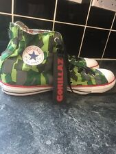 Mens Converse All Star Gorillaz Uk 12. New With Tags. FANTASTIC