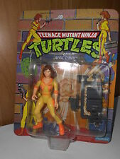 April O´Neil 1988 NEW NEU Unpunched Turtles TMNT MOC Figur Figure Oneil OVP 1990