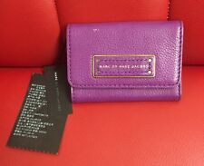 Marc By Marc Jacob Card Holder Wallet Purple (HK1)