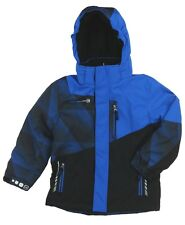 NEW Free Country Boy's Extreme Snow Boarder Jacket Electric Blue M 10/12