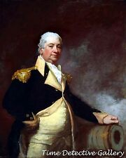 Henry Knox - Brigadier General in the Revolutionary War Continental Army