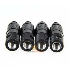 4x Quick Release Connector Carp Fishing Alarms and Rod Pod Bank Stick Port