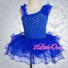 Wholesale Lot 5X pcs Girl Ballet Tutu Dance Costume Leotard Dress Size 2T-7 #028