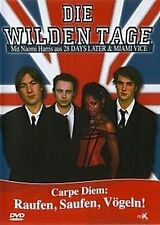 Die wilden Tage mit Naomie Harris ( 28 Days Later ) DVD