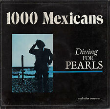 "1000 MEXICANS - DIVING FOR PEARLS 12"" - Fire Records FIRE 1 Blue Zoo Modern Jazz"