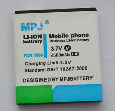 MPJ 2500mAh high capacity Extended Battery f T-Mobile Samsung Galaxy SII S2 T989