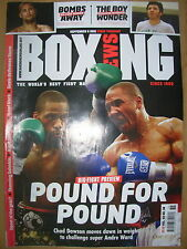 BOXING NEWS 6 SEPTEMBER 2012 CHAD DAWSON v ANDRE WARD FIGHT PREVIEW