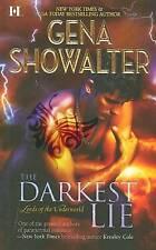 The Darkest Lie by Gena Showalter (Paperback / softback)