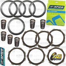 Apico Clutch Kit Steel Friction Plates & Springs For Honda CRF 150RB 2011 MotoX