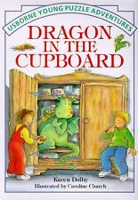 Dragon in the Cupboard (Usborne Young Puzzle Adventures), Dolby, Karen, Good Boo