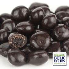 Dark Chocolate Covered Raisins Candy Candies Fresh 1 Pound
