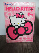 HELLO KITTY SANRIO AIR VAL 3.4 OZ / 100 ML EDT SPRAY NIB SEALED FOR KID'S GIRLS