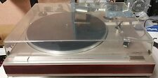 VINTAGE LUXMAN PD-210 RECORD PLAYER TURNTABLE VERY RARE TESTED