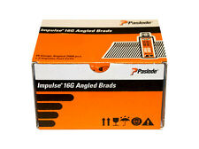 PASLODE 16G Electro Galv Angled Brad Nails For IM65A 51mm (2000pcs + 2 x Fuel )