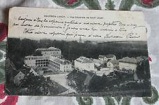 CPA 1907 Bourbon-Lancy Vue générale de Saint Léger