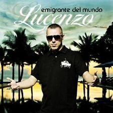 """LUCENZO """"EMIGRANTE DEL MUNDO"""" CD NEU"""