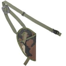 KIDS ARMY TACTICAL SHOULDER HOLSTER 5+ BOYS GIRLS SOLDIER DRESS UP DPM CAMO