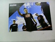 Good Charlotte       Blink 182         Double Sided Double Page  Poster (LMF91)