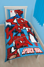Le ultime Spider-Man Parker Parure De Lit Enfant Spiderman Set 135x200 neuf
