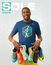 Sole Collector Magazine Issue 44 Kevin Durant Nike Zoom KD 9 KD IV SC Penny