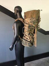 USGI Marines Field Pack Rucksack ILBE MARPAT Military HUNTING HIKING CAMPING BAG