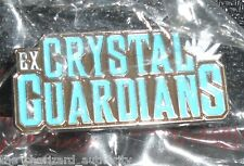 EX Crystal Guardians PreRelease Collector PIN/Badge Sealed NEW Official Pokemon