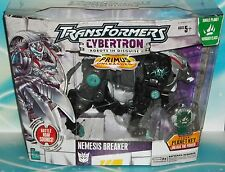 TRANSFORMERS CYBERTRON SERIES NEMESIS BREAKER FIGURE