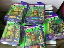 Ninja Turtle set of 5 nickelodeon (instock)