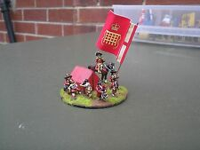 15mm ECW TYW ARMY HQ BASE BAGGAGE GENERAL b WELL PAINTED FoG TOTENTANZ TESTUDO