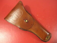 WWII US Army M1916 Leather Holster Colt .45 acp M1911A1 - Marked Boyt -44- XLNT