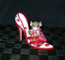 """Fitz & Floyd Charming Tails """"You're A Loving Sole"""" Valentine Figurine #84/138"""
