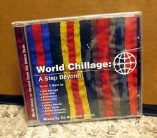 WORLD CHILLAGE comp Femi Kuti CD Afrolectric & Sons of Babylon NWT Bob Holroyd