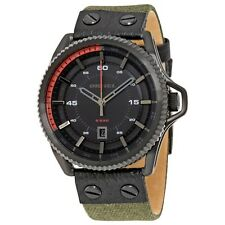 DIESEL Rollcage Black Dial Men's Watch