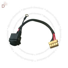 DC Power Port Jack Socket Connector and Cable Wire  Sony Vaio PCG-91311M