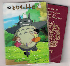 Totoro my Neighbour Passport Holder cover bag travel holiday gift boy girl