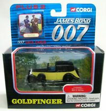 Rolls Royce-Goldfinger James Bond