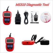 MS310 Car Off-Road OBD2 EOBD Code Reader Fault Diagnostic Scanner Handhold Tool