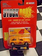 1:64 Racing Champions Chevy Corvette Stock Rod #4 Sterling Marlin~Issue #30~NIP