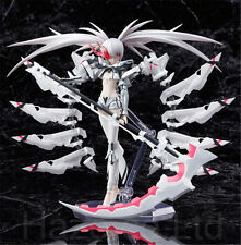 White Rock Shooter Figura de acción Cosplay con la caja 6""