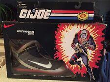 Nike Hyperize Supreme GI JOE DESTRO size 11