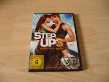 DVD Step Up 3 - Rick Malambri - Kult