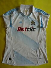 4/5 OLYMPIQUE MARSEILLE 2011/2012 ORIGINAL FOOTBALL SOCCER SHIRT JERSEY ADIDAS