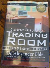 Come Into My Trading Room Dr Alexander Elder Complete Guide To Trading 2002 Rare