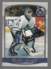 CURTIS JOSEPH TOPPS - JELLO - PINNACLE PROMO & OVERSIZE CARD INSERT LOT (5)