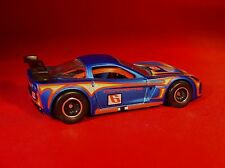 HOT WHEELS CORVETTE C6-R LEMANS RACER RUBBER TIRE LIMITED ED