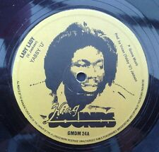 "YABBY YOU "" LADY LADY ""UNPLAYED STOCK COPY UK ORIG GROVE / KING SOUNDS 12"""