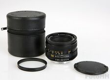 LEICA LEITZ SUMMICRON-R 1:2/50MM WITH SERIAL NUMBER 2942394