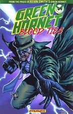 Green Hornet: Blood Ties by Ande Parks & ( Johnny Desjardins 2011, TPB Dynamite